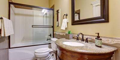 Should You Opt for a Sliding or Hinged Shower Door?, Ewa, Hawaii