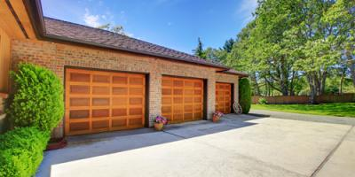 5 Important Facts About Residential Garage Doors, Milford, Connecticut