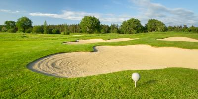 How to Pick the Best Bunker Sand for Your Golf Course, Cameron, North Carolina