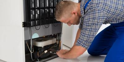 A Guide to Appliance Repair for Icy Freezers, Delhi, Ohio