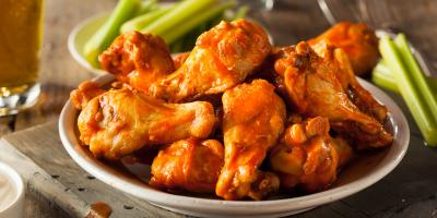 Does Drinking Milk Really Help After Eating Hot Wings?, West Nyack, New York