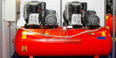 A Guide to Your Air Compressor's Thermostatic Valve, Maryland Heights, Missouri
