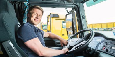 3 Reasons Truck Driver Should Stay in an Inexpensive Hotel, New Columbia, Pennsylvania