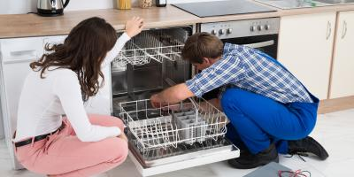 What Are Some Common Dishwasher Problems?, Wisconsin Rapids, Wisconsin