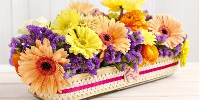 Local Florist Lists the Summer's Top 5 Flowers, Greensboro, North Carolina