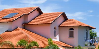 4 Common Places to Find Roof Leaks , Maple Grove, Michigan