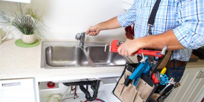 The Top 4 Signs of a Plumbing Leak in Your Home, Five Points, Ohio