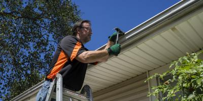 What Are the Benefits of Aluminum Gutters For My Home?, New Braunfels, Texas