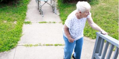 3 Important Steps to Prevent Seniors From Falling, West Adams, Colorado