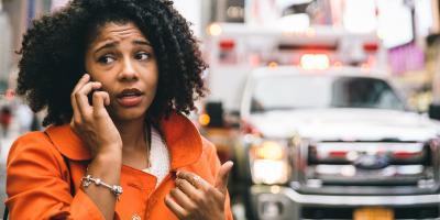 Avoid These 3 Common Mistakes Following a Car Crash, Cincinnati, Ohio