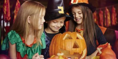 3 Games for Spooky Fun at a Kids' Halloween Party, Wahiawa, Hawaii