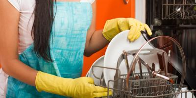 Dishwasher Repair: What to Do About Excess Water in Your Machine, Elyria, Ohio