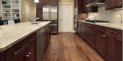 Which Rooms Are Best for Vinyl Flooring?, Honolulu, Hawaii