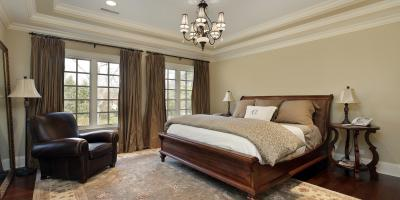 3 Custom Ideas for a Master Bedroom, Rockwall, Texas