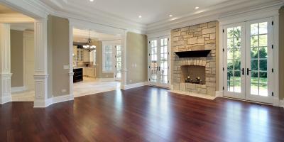 3 Reasons to Install Waterproof Hardwood Flooring, Fridley, Minnesota