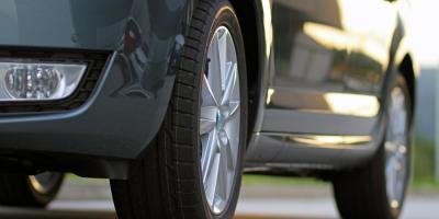 Auto Repair Experts Explain 3 Benefits of New Tires, Waterbury, Connecticut