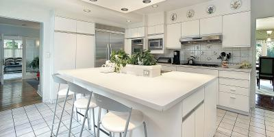 How to Choose Kitchen Floors, Kerrville, Texas