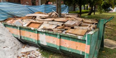 Roll-Off vs. Front-Load Dumpsters, Tarpon Springs, Florida