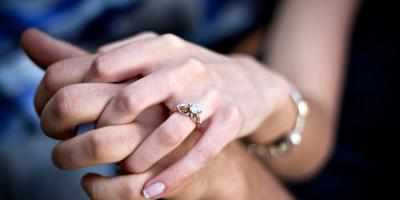 Choosing Wedding Bands to Match Engagement Rings, Rochester, New York