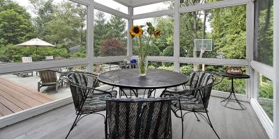 FAQ About Screened-In Sunrooms, Nicholasville, Kentucky
