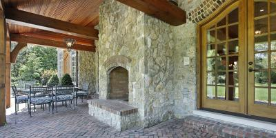 How to Incorporate an Outdoor Fireplace Into Your Backyard, Brentwood, Tennessee