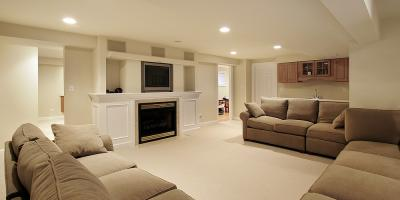 Thinking About Basement Remodeling? Answers to 4 FAQ, Walton, Kentucky