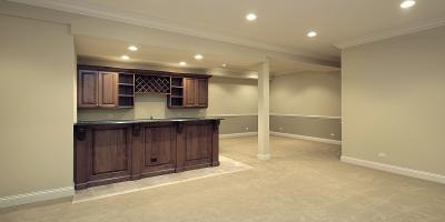 5 Ways to Make the Most Out of a Finished Basement, Hamden, Connecticut