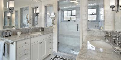 How to Visually Expand Your Bathroom, Anchorage, Alaska