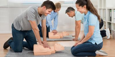 How to Perform CPR, Cincinnati, Ohio