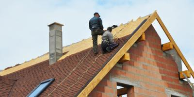 4 Signs It's Time to Call a Roofing Contractor , Lisbon, Connecticut