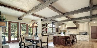 4 Types of Exposed Ceiling Beams, Hamilton, Ohio