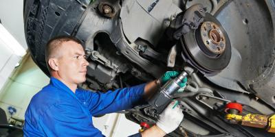 3 Common Car Suspension Problems, De Soto, Missouri