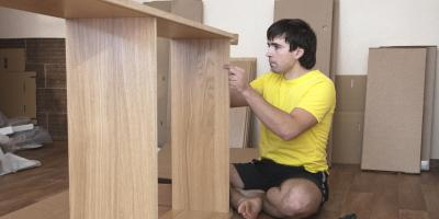 How to Store Wood Furniture to Prevent Damage, Kahului, Hawaii