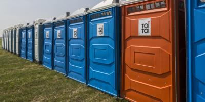 4 Benefits of Having a Portable Toilet at Your Event, Ironton, Ohio