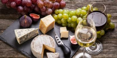 Top 5 Cheese & Wine Pairings , Norwich, Connecticut
