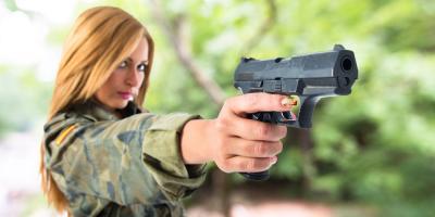 3 Reasons Every Woman Should Own a Gun, Carrollton, Kentucky