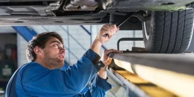 4 Signs Your Vehicle Needs Suspension Repair, Lincoln, Nebraska