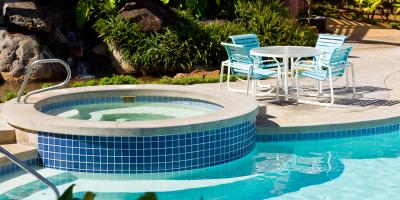 3 Gorgeous Decorative Concrete Options for Your Pool Deck, Ewa, Hawaii