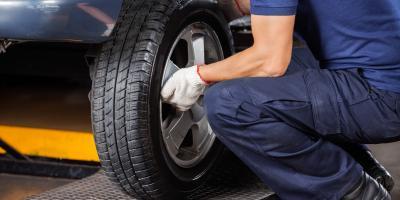 How Often Should You Get New Tires?, Nicholasville, Kentucky