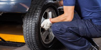 Is It Time to Replace Your Tires?, Paterson, New Jersey