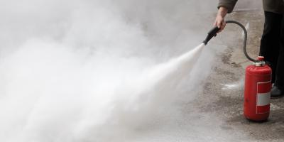 The Do's & Don'ts of Safe Fire Extinguisher Use in the Workplace, Anchorage, Alaska