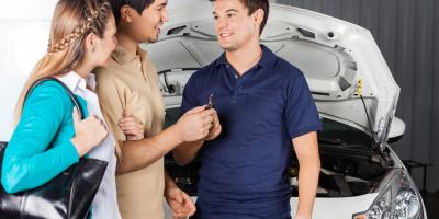 How Long Does a Collision Repair Take?, Cincinnati, Ohio