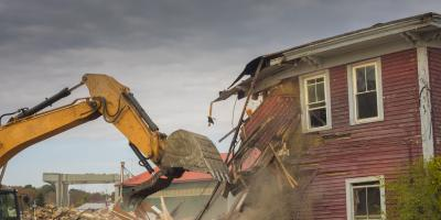 A Brief Guide on How to Prepare for a Demolition, Enterprise, Alabama