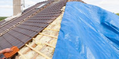 3 Signs of Storm Damage to Your Roof, Dardenne Prairie, Missouri