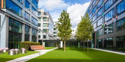 4 Benefits of Commercial Landscaping, Brookfield, Connecticut