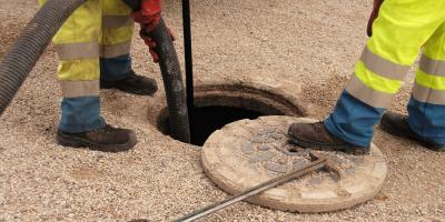 4 Signs You Need Sewer Cleaning , North Branford, Connecticut