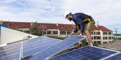 How Do Solar Panels Work?, Old Lyme, Connecticut
