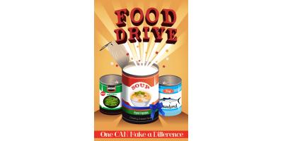 Advance U Cash Is Having a Food Drive!, Newport, Kentucky