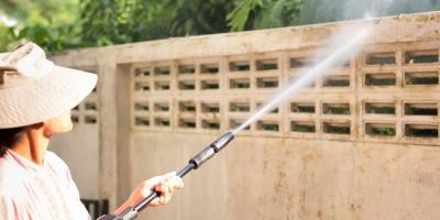 5 Tips for Using a Pressure Washer Safely, Lexington-Fayette Central, Kentucky
