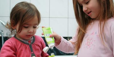A Guide to Your Child's Oral Health, Anchorage, Alaska